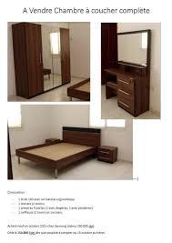 chambre à coucher complète chambre à coucher complète à djibouti