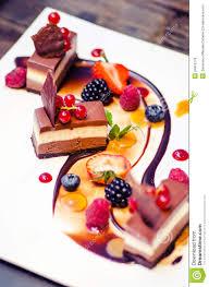 chocolate dessert stock photo image of dining 34616778