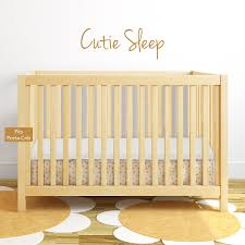 Portable Crib Mattresses Mini Crib Memory Foam Topper Milliard Bedding The Ultimate
