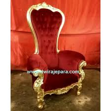 Baby Throne Chair French Painted Furniture Antique Reproduction Mahogany Furniture