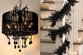Halloween Chandeliers Fab Fete How To Throw A Halloween Party Without The Color Orange