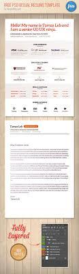Resume Template by Freebies Gallery