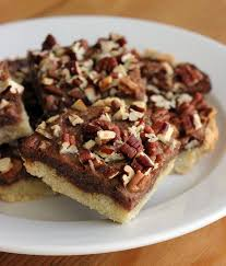 paleo pecan pie bars paleo thanksgiving recipes popsugar