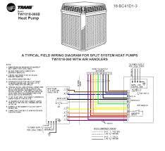 trane xe 1200 wiring diagram trane wiring diagrams collection