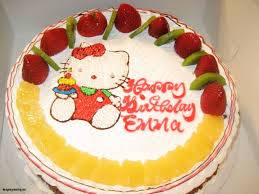 beautiful happy birthday cake with name write name on birthday