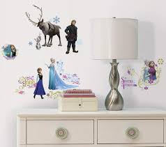 disney s frozen bedroom designs diy projects craft ideas how frozen wall decals