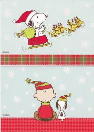 brown christmas cards 36 snoopy woodstock brown christmas cards w glitter
