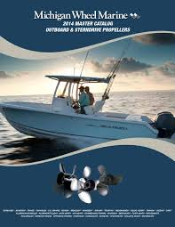 2014 michigan wheel 2014 obsd propeller catalog by titan marine