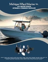2014 michigan wheel 2014 obsd propeller catalog by titan marine