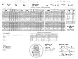 fake transcripts high