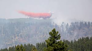 Graham Wa Wildfire by Most Evacuations Remain In Place For Lightner Creek Fire
