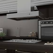 kitchen island range hoods stainless island kecomi zline kitchen