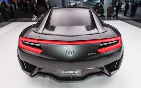 acura supercar avengers acura seeks transformation from value to aspirational brand
