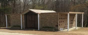 granny shack piedmont memorial gardens in winston salem north carolina find