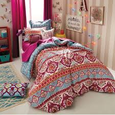 anthology theadora reversible comforter set twin beds dorm and