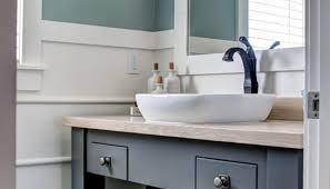 Coastal Bathroom Vanity Bath Vanity Bathroom Contemporary With Marble Floor Flush Cabinets
