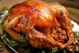 whole cooked turkey oven roasted turkey snow