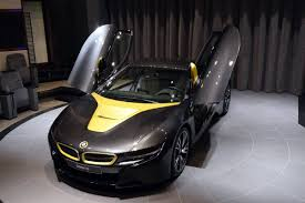 Bmw I8 Yellow - soulsteer com plug in hybrid sports car bmw i8 done in black