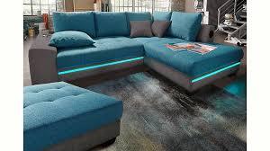 sofa mit beleuchtung polsterecke mit beleuchtung wahlweise mit bluetooth soundsystem