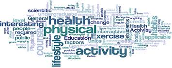 thesis title about physical education concepts of physical activity exercise health school of public