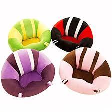 canapé enfants coussin de chaise bébé motif coloré mignon siège de bébé