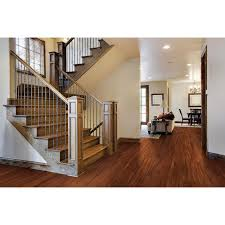 Handscraped Laminate Flooring Home Depot Flooring Trafficmaster Glueless Laminate Flooring Hand Scraped