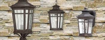 choosing outdoor lighting from home depot outside lights selection