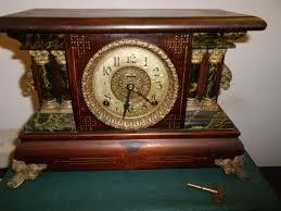 Mantle Clock Kits Antique Clocks Antique Price Guide