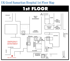 Pharmacy Floor Plans by Good Samaritan Emergency Department Uk Healthcare