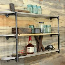 How To Make A Pipe Bookshelf Articles With Black Galvanized Pipe Shelf Tag Galvanized Pipe