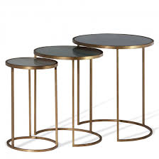buy nest of tables salvatore nest of tables cst39 furniture porta romana