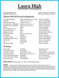 Sample Dance Resume For Audition by 594 Best Resume Samples Images On Pinterest Resume Templates