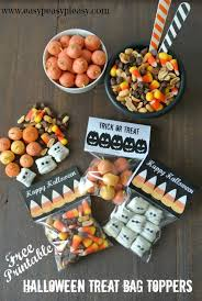 Free Printables For Halloween by Free Printable Halloween Treat Bag Toppers Easy Peasy Pleasy