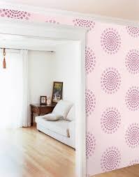 modern circle wallpaper self adhesive vinyl home depot