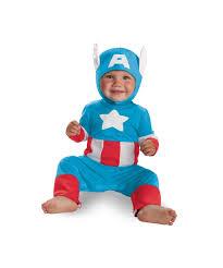 Captain America Halloween Costume Kids Captain America Kutie Baby Costume Boys Costumes Kids