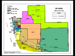 Map Of San Diego Zip Codes by Collier County Zip Code Map Zip Code Map
