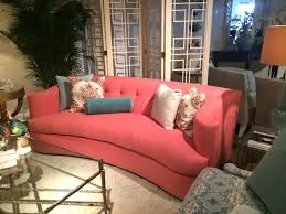 Lillian August Sofas Lillian August U0027s Bold Strokes Of Color For High Point Market 2014