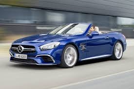 mercedes sl 550 amg differences in 2017 mercedes sl class models