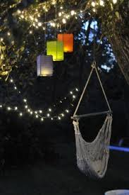 Backyard Party Lights by Stone Brewery Party Backyard Party Idea Lawn Party Pinterest