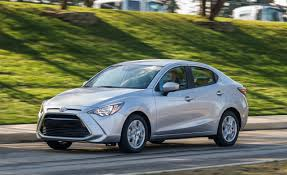 toyota yaris 2017 toyota yaris ia manual tested u2013 review u2013 car and driver