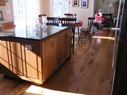 please show me your wood floors with your cherry cabinets pics