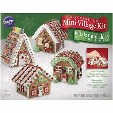 Christmas Candy Craft - christmas gingerbread houses u0026 candy crafts candy crate wilton
