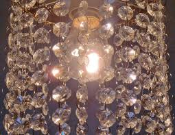 1000 chandelier drops light parts acrylic glass mix antique rings