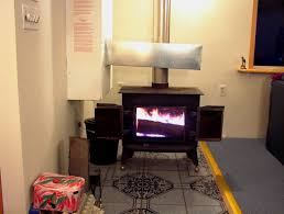 wood stove vs gas stove santa fe houses buyers live in