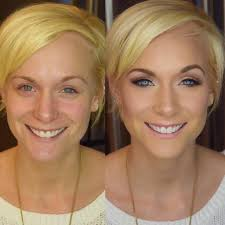 makeup school pittsburgh pittsburgh pa bridal makeup before and after make up before