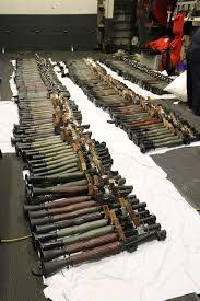 What Is Blind Shipping U S Navy Seizes Suspected Iranian Arms Shipment Bound For Yemen