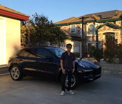 porsche macan 2016 blue finally joined the porsche club 2016 macan s dark blue
