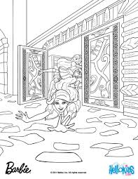 blair the clumsy princess coloring pages hellokids com