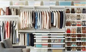 organizing closets picture of a closet chic design 20 organization ideas for a