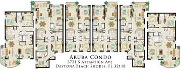 aruba condos for sale 3721 s atlantic ave 32118 daytona beach